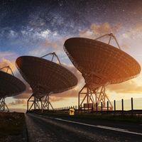 La búsqueda de aliens de SETI en crisis: el Bitcoin les está dejando sin GPUs para sus radiotelescopios