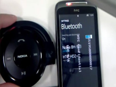 HTC Mozart, vídeo y especificaciones completas