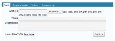 WordPress.com aumenta el espacio de almacenamiento a todos los usuarios