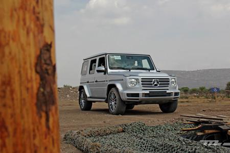 Mercedes-Benz Clase G  10