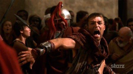 'Spartacus' renueva y tendrá tercera temporada