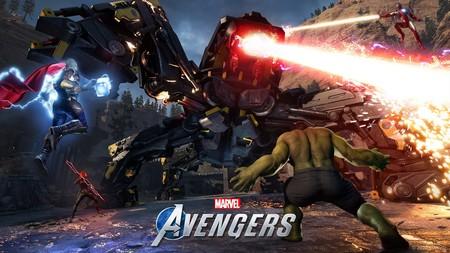 Marvel's Avengers concreta el contenido que recibirá después de su lanzamiento: incursiones, eventos y actualizaciones