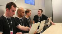 Las Apple Store inglesas se preparan para poder activar los iPhones 3G