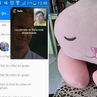 Facebook Messenger activa las videollamadas grupales para algunos usuarios