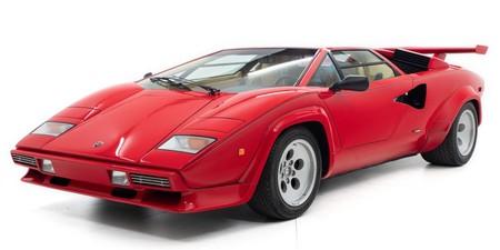 El Lamborghini Countach de Mario Andretti sale a la venta; por solo 9.5 MDP puede estar en tu garage