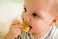 Los primeros alimentos que ofrecemos al bebé pueden condicionar su gusto por la sal