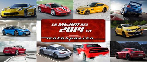 Mejor deportivo: Lo mejor de 2014 en Motorpasión