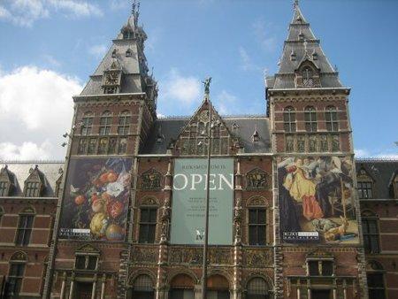 El Rijksmuseum, Ámsterdam