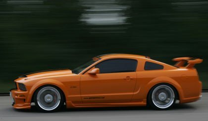 Giegercars Mustang GT 520
