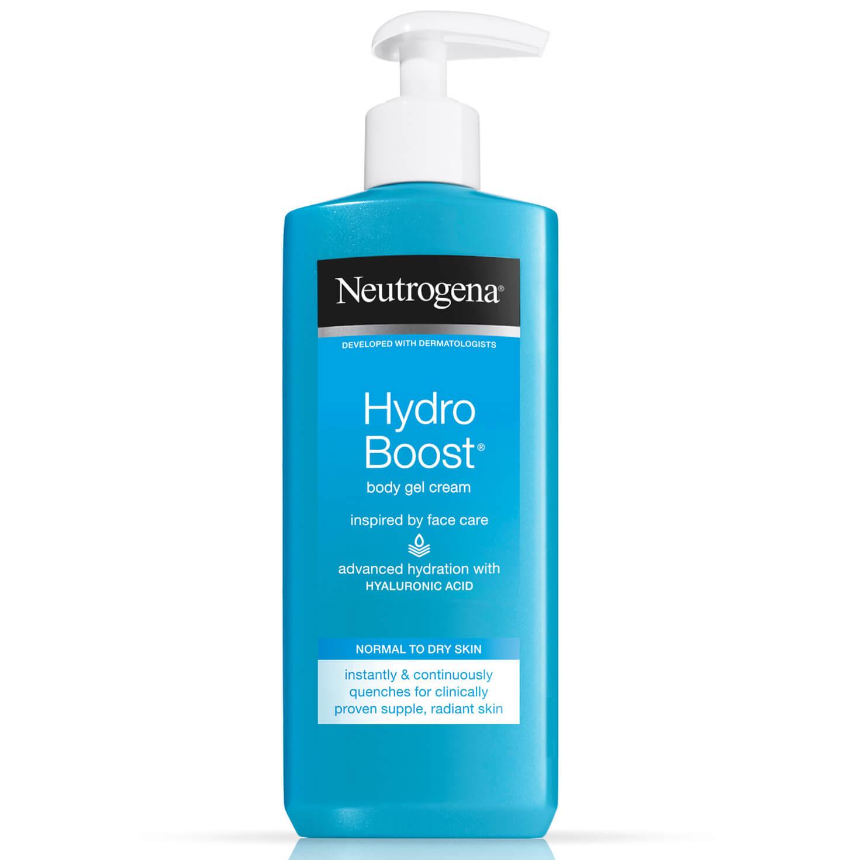 Crema corporal en gel Hydro Boost de Neutrogena