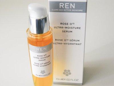 Serum ultra hidratante Rose O12 de REN, lo probamos