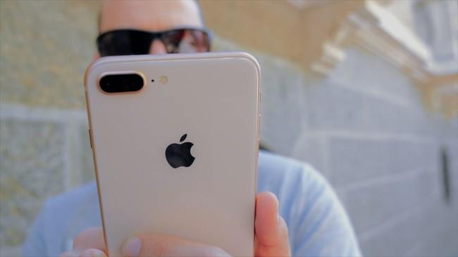 La cuota de mercado de Apple™ creció en los meses previos al iPhone 8, especialmente en España