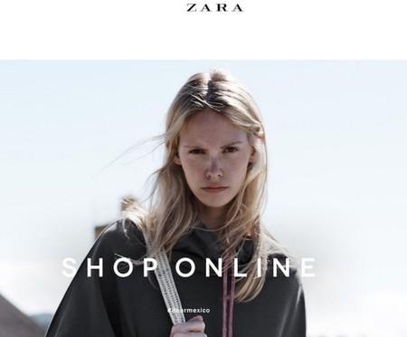 Zara abre su tienda online en México, la primera en Latinoamérica