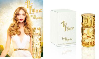 """Lolita Lempicka visita Madrid con motivo del lanzamiento de su nueva fragancia """"Elle L'Aime"""""""