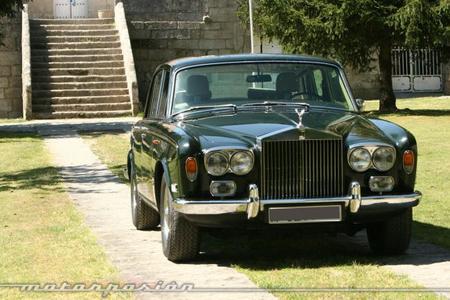 Rolls-Royce clásico