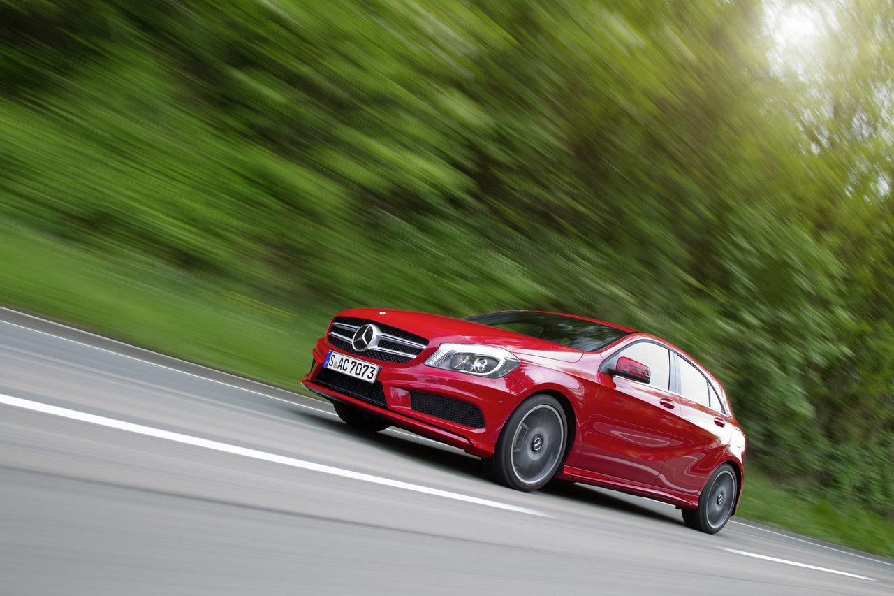 Foto de Mercedes-Benz Clase A 2012 (14/67)