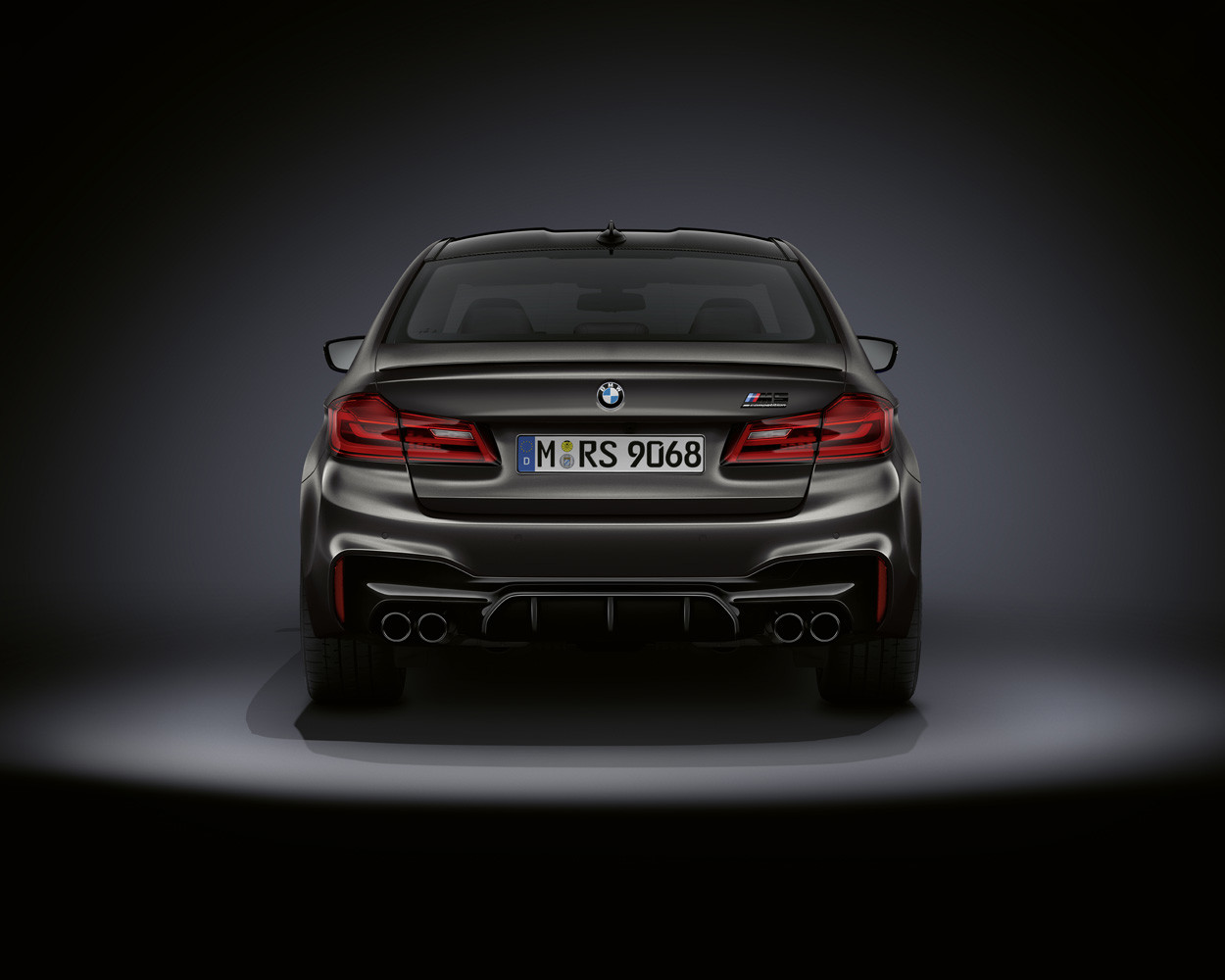 Foto de BMW M5 Edición 35 Aniversario (13/14)