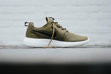 La elegante sencillez de lo cotidiano: Nike Roshe Two