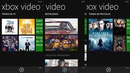 Microsoft también actualiza Xbox Vídeo en Windows Phone, añadiendo soporte para subtítulos