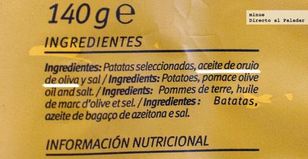 Patatas con aceite de la oliva - 3