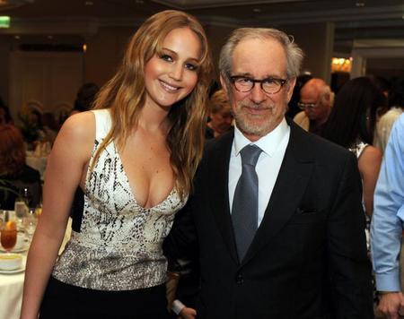 Jennifer Lawrence protagonizará lo nuevo de Steven Spielberg