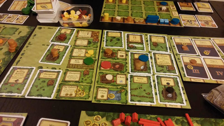 Agricola Board Actions