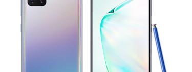 El Samsung Galaxy Note 10 barato ya está de oferta en España: Galaxy Note 10 Lite por 585 euros en Aliexpress Plaza