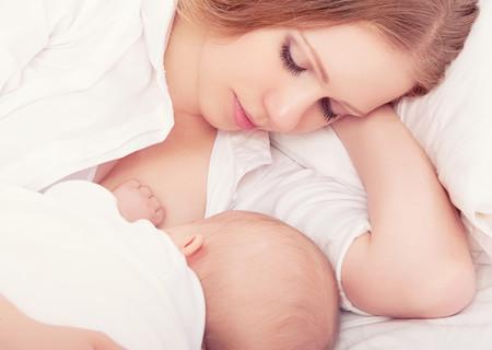 bebé de dos meses