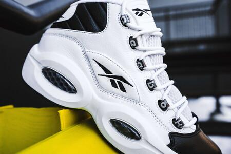 Why Not Us?, la zapatilla más icónica de Reebok en el baloncesto se reinventa veinte años después
