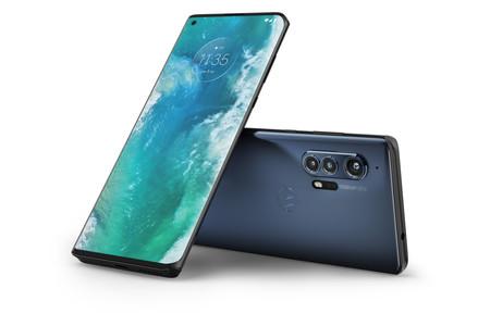 Motorola Edge y Motorola Edge+: la vuelta a la gama alta pasa por las pantallas curvas, los 90 Hz y los 108 megapíxeles