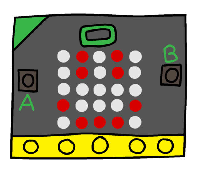 Microbit Smile