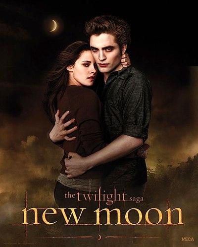 Nuevas fotos y cartel de Luna Nueva