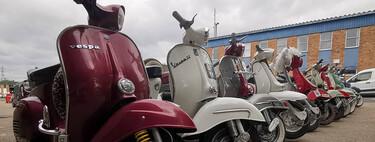Retrofit para las motos también: las Vespa y Lambreta clásicas pueden ser ahora eléctricas con este kit