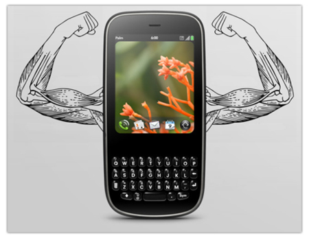 Palm Pixi, se concretan sus potentes especificaciones técnicas