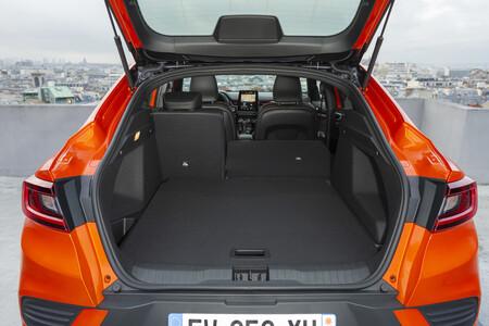 Renault Arkana 2021 maletero