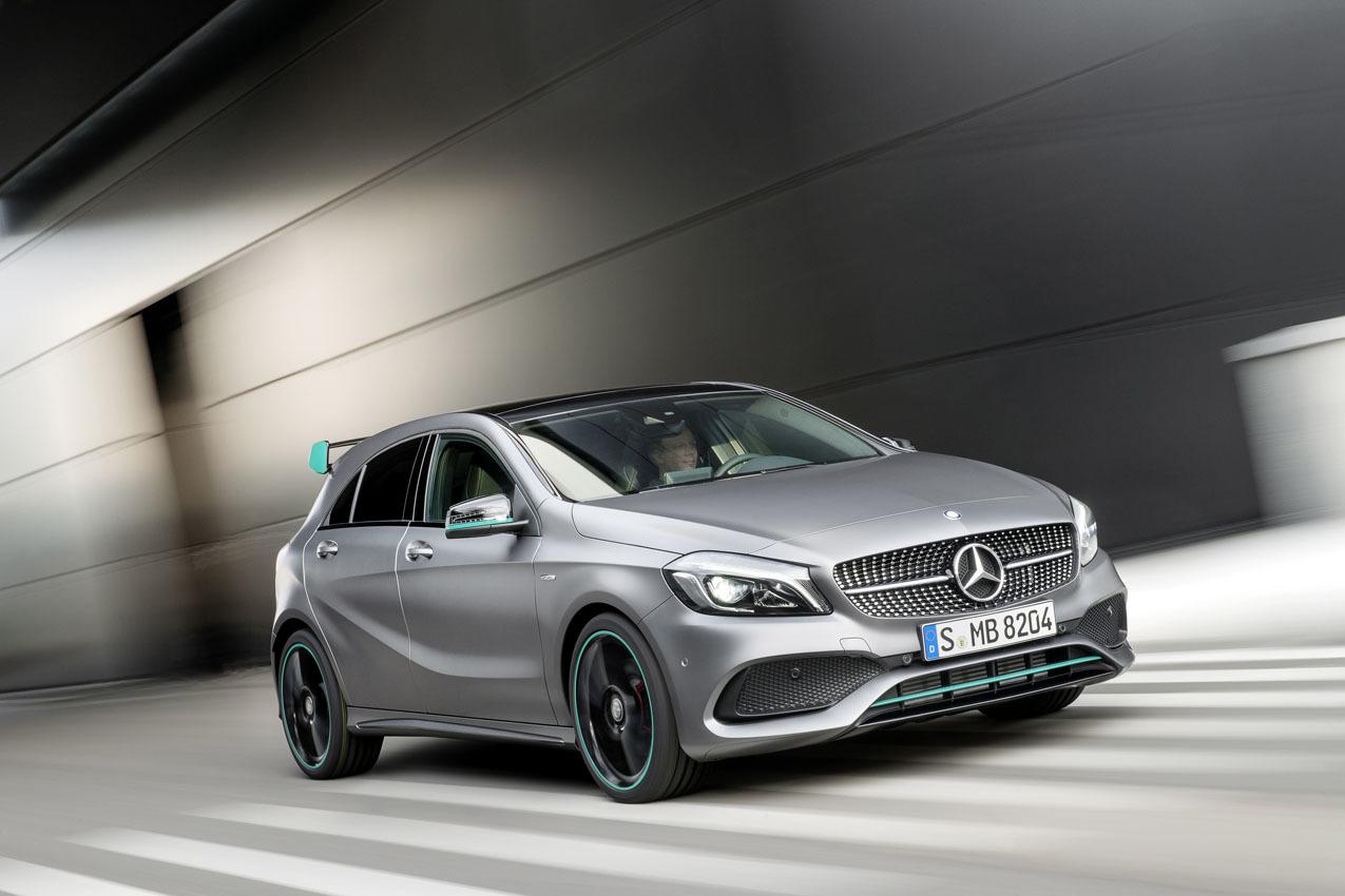 Foto de Mercedes-Benz Clase A 2015 (42/43)