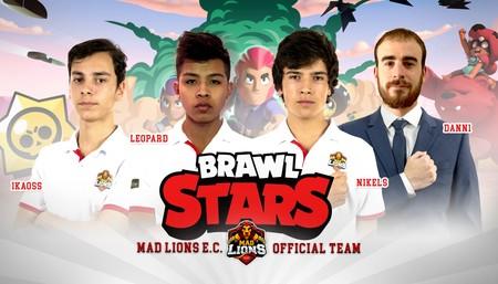 """Mad Lions E.C presenta a su alineación para  un Brawl Stars """"con mucha proyección"""""""