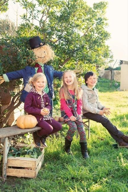 Bóboli presenta la colección de otoño e invierno 2013 para peques