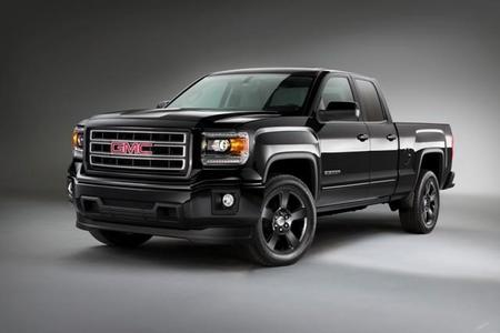 GMC Sierra Elevation Edition 2015