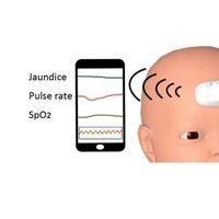 El primer wearable para bebés que monitorea con precisión la ictericia, algo que afecta a la mayoría de neonatos
