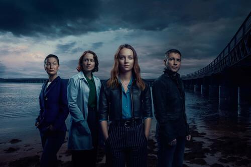 'Traces': la ficción policíaca en Filmin quiere ser dos series en una pero funciona mejor cuando abraza su  lado más noir