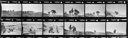 Descubren en México más de 3.000 fotos inéditas de Robert Capa de la Guerra Civil