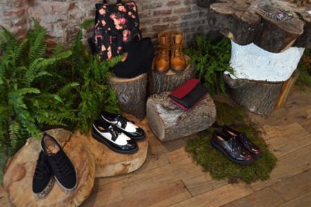 Zapatos bershka autumn coleccion 2014