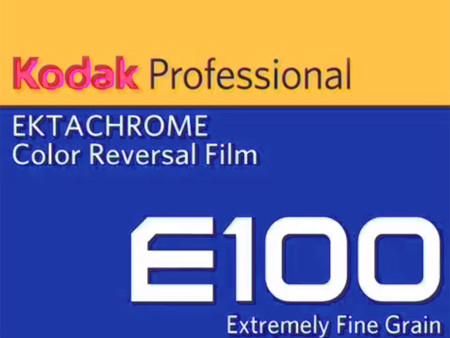 Kodak nos muestra nuevos adelantos del regreso de la película Kodak Ektachrome
