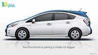 El Toyota Prius monovolumen irá a Detroit