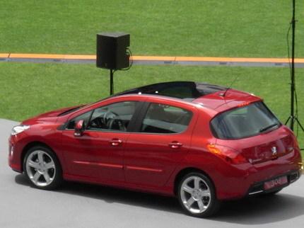 Peugeot 308 CC y SW