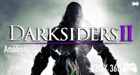 'Darksiders II' para XBOX 360: primer contacto