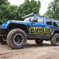 Sortean esta preparación extrema de un Jeep Wrangler. ¿La quieres?
