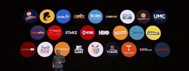 Apple renueva la app de Apple TV y anuncia Apple TV+: ahora con suscripción, películas y series propias, HBO y más