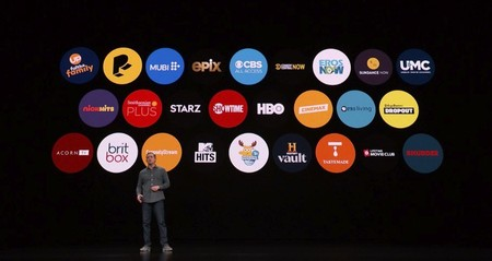 5b620c22f6c Apple renueva la app de Apple TV y anuncia Apple TV+: ahora con  suscripción, películas y series propias, HBO y más